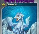 White Hatchling