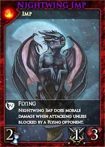 Nightwing Imp