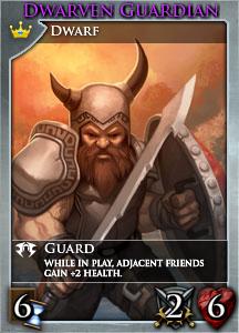 Dwarven Guardian