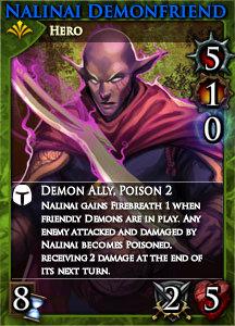 Nalinai Demonfriend