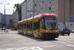 Młynarska (tramwaj 23).JPG