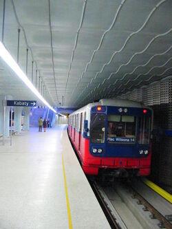 Metro Plac Wilsona Pociąg.jpg