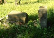 Syta (cmentarz ewangelicki, nagrobek P. Weiss)