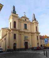 Kościół Stygmatów św. Franciszka Serafickiego (Franciszkanów)