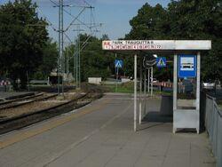 Park Traugutta (przystanek)