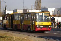 Wóycickiego (autobus C56)