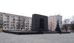 Getto pomnik
