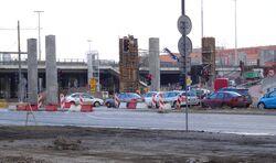 Most Grota - Modlińska (przebudowa.JPG