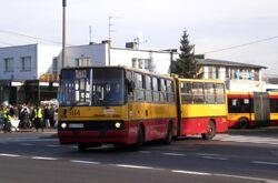 Wóycickiego (autobus C14)