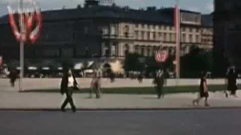 Malowana Warszawa I (Colourful Warsaw I)