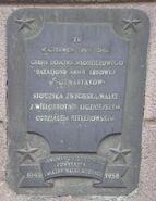 PAST-a (tablica pamiatkowa)