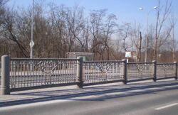 Powązkowska (barierki)