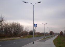 Strażacka (ścieżka rowerowa).JPG