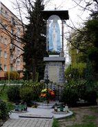 Park Zasława Malickiego (kapliczka)