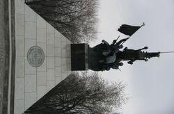 Pomnik Czynu Zbrojnego Polonii Amerykanskiej