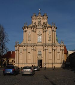 Kościół Wizytek.JPG