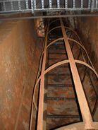 Tunel średnicowy (drabinka)