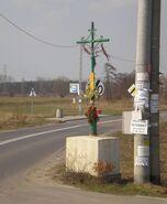 Mochtyńska, Mańkowska (krzyż)