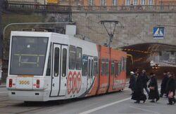 Przystanek Stare Miasto, tramwaj 13