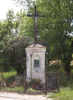 Naczelnikowska, Ziemowita (kapliczka).JPG