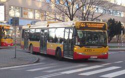 Dąbrowszczaków (autobus 144)