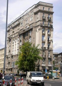 Marszalkowska (kamienica nr 1)