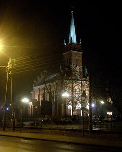 Kościół Wniebowzięcia Najświętszej Maryi Panny (Trakt Lubelski).JPG