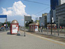 Plac Zawiszy (przystanek)