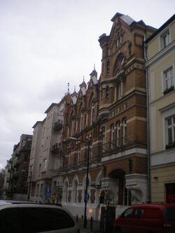 Foksal (budynek nr 19)