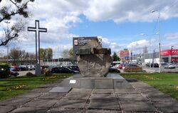 Traktorzystow (Pomnik Czerwca 1976 roku)