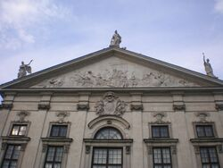 Pałac Krasińskich (elewacja ogrodowa).JPG