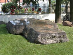 Grob ks Popieluszki