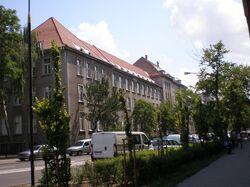 Płocka (budynek nr 26, szpital)