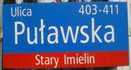 Puławska (tablica MSI, by BartekBD)