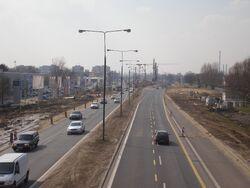 Trasa Toruńska (przebudowa)