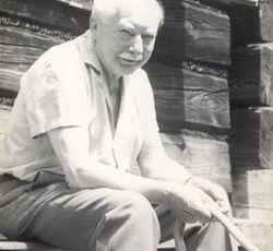 Kazimierz Lisiecki Dziadek