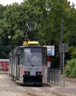 Plac Narutowicza tramwaj 21).JPG