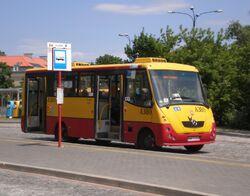 Wilanów (autobus 725)