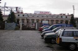 Polonia-przebudowa głownej