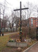 Namysłowska (krzyż przydrożny)