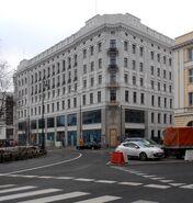Plac Małachowskiego nr 2, przebudowa)