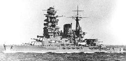 Nagato 1939