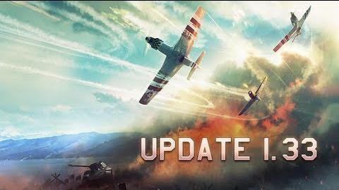 War Thunder - 1.33 UPDATE ENGLISH