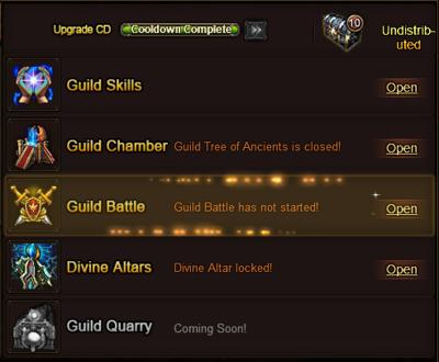 Guild Battle Icon