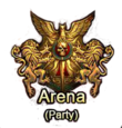 Arena party