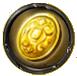 Gold altar