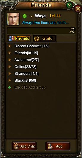Wartune friends list