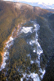 Swiftcreeklandslide