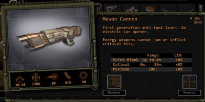 MesonCannon Detail