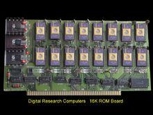 16K ROM Board